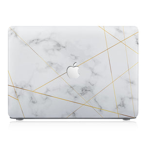 This lightweight, slim hardshell with Marble 2020 design is easy to install and fits closely to protect against scratches