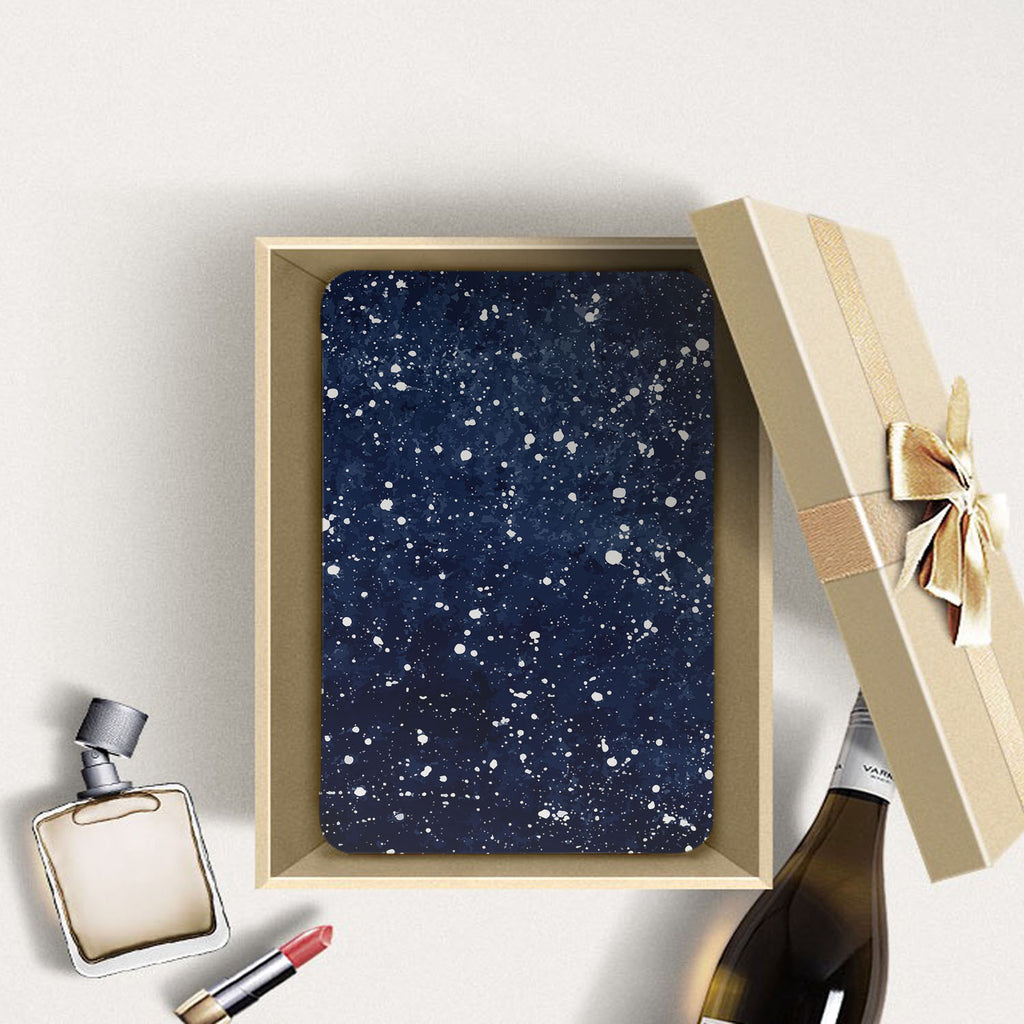 Personalized Samsung Galaxy Tab Case with Galaxy Universe design in a gift box