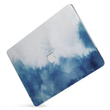 Protect your macbook  with the #1 best-selling hardshell case with Abstract Ink Painting design