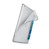 iPad SeeThru Casd with Ocean Design