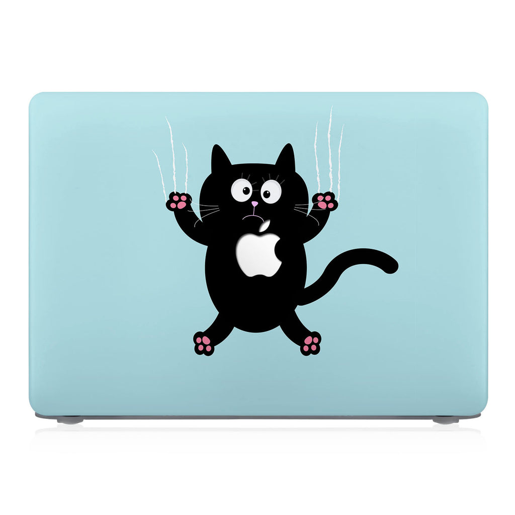 This lightweight, slim hardshell with Cat Kitty design is easy to install and fits closely to protect against scratches