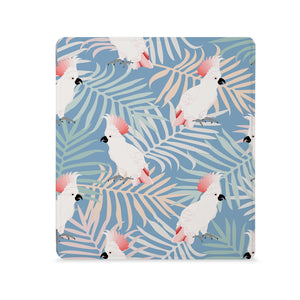 the Front View of Personalized Kindle Oasis Case with Bird design - swap