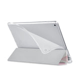 Balance iPad SeeThru Casd with Love Design has a soft edge-to-edge liner that guards your iPad against scratches.