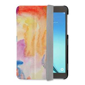 auto on off function of Personalized Samsung Galaxy Tab Case with Splash design - swap