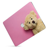 Protect your macbook  with the #1 best-selling hardshell case with Bear design