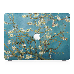 This lightweight, slim hardshell with Oil Painting design is easy to install and fits closely to protect against scratches