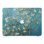 Macbook Premium Case - Oil Painting