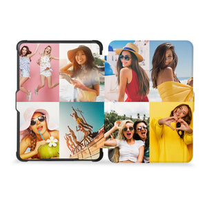 Kindle Case - Eight Photos