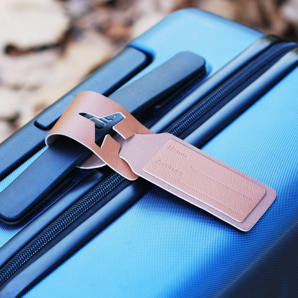 Travel Wallet - Blue