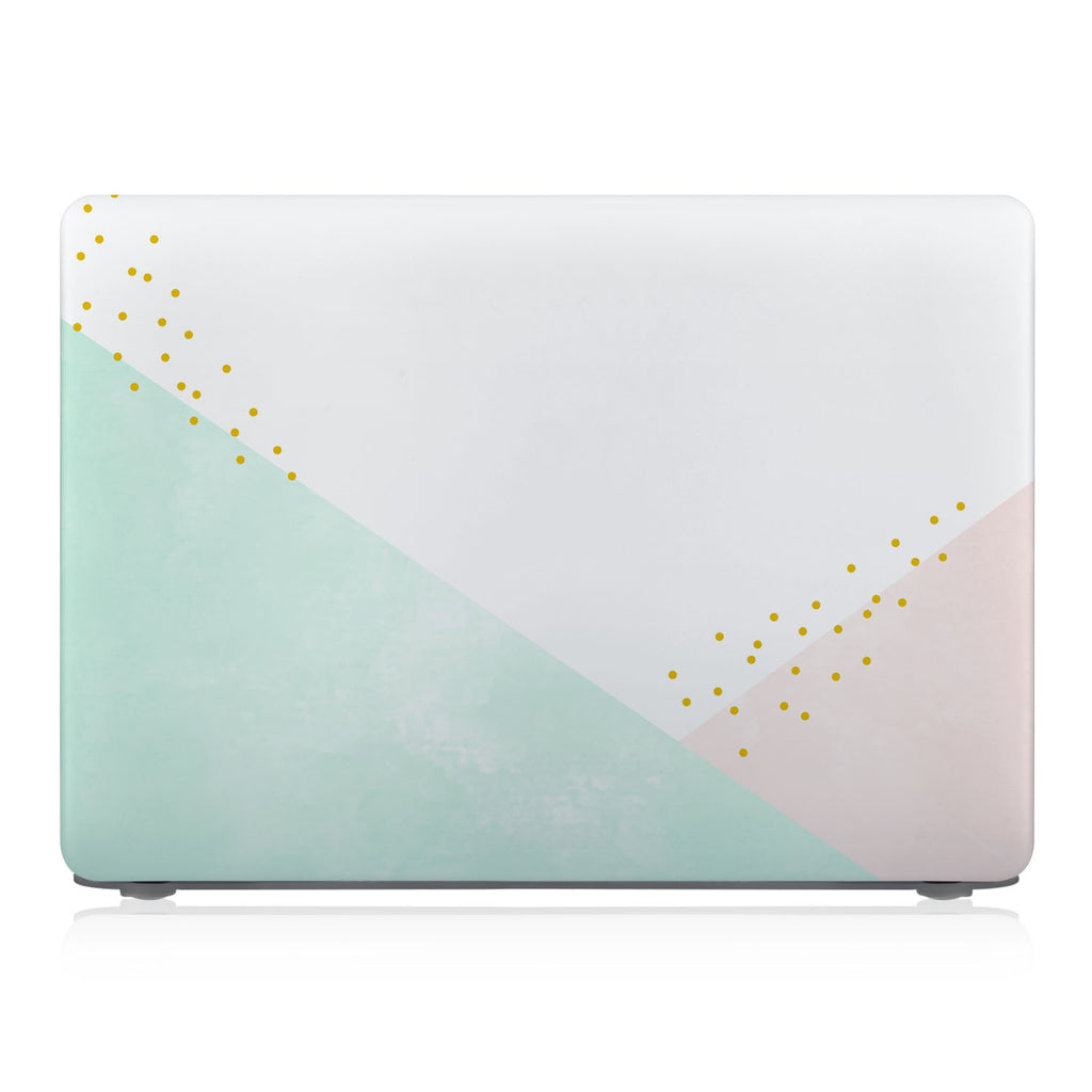 Macbook Case - Positive Quote - Add A Little Confetti To Each Day