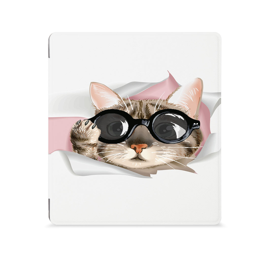 All-new Kindle Oasis Case - Cat Fun