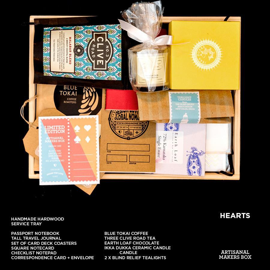 The Artisanal Makers Box