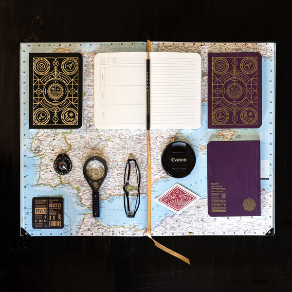 Travel Almanac / Day Planner