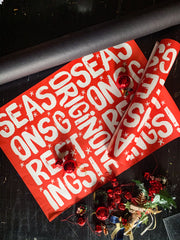 Season's Greetings Wrapping Paper