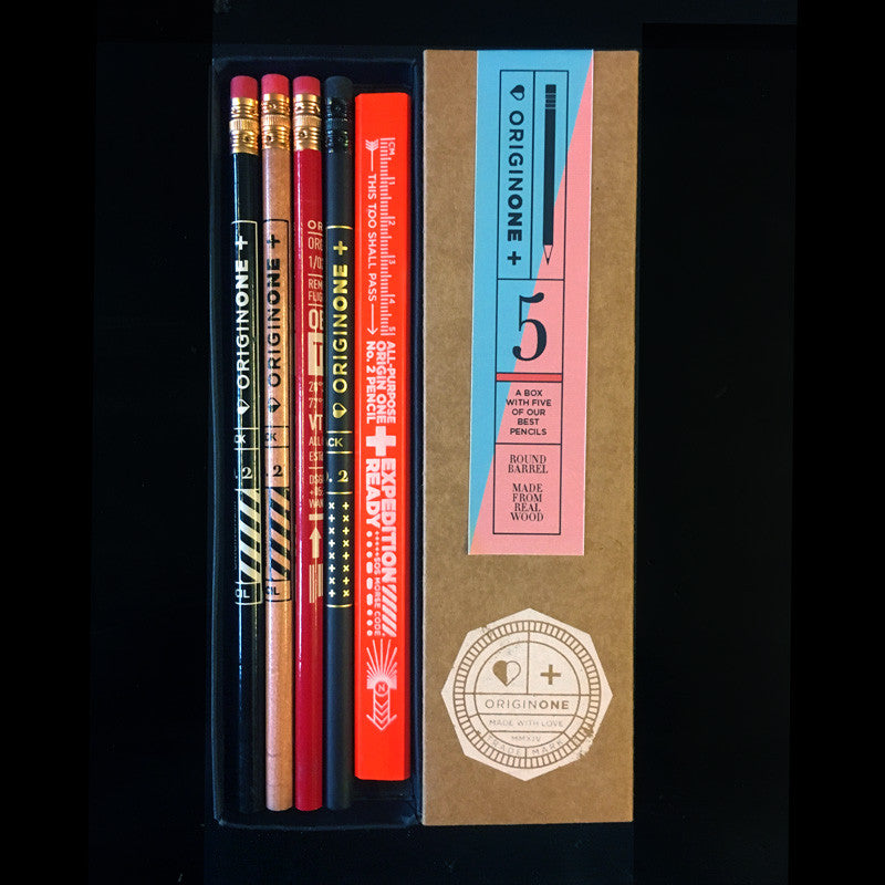 Assorted Set of Pencils