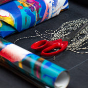 Abstract Art Wrapping Paper