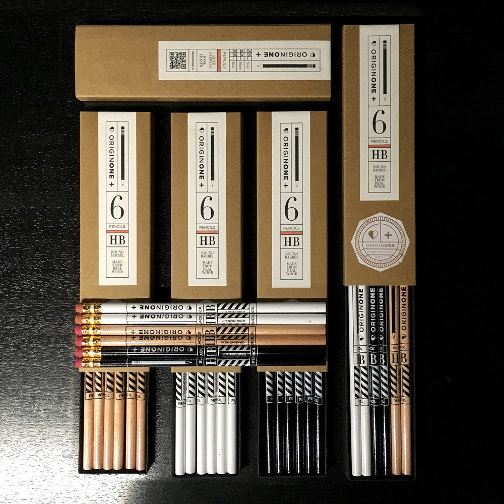 Box of 6 Pencils
