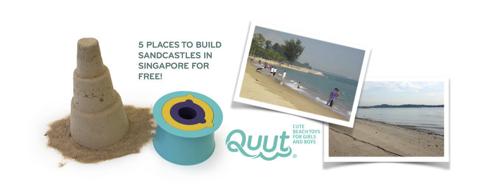 Where To Build Epic Sandcastles In Singapore