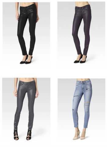 Paige jeans at peek boutique