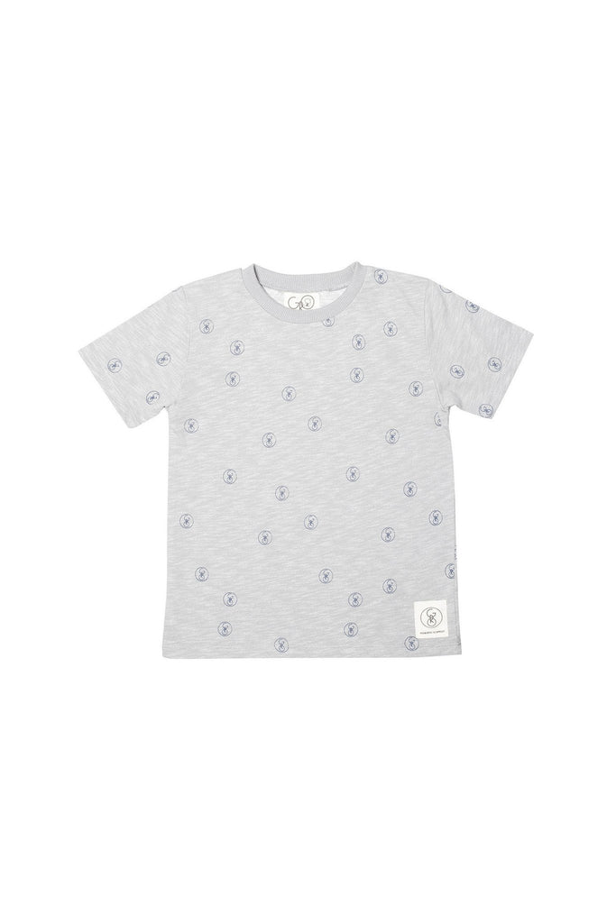Norr printed t-shirt