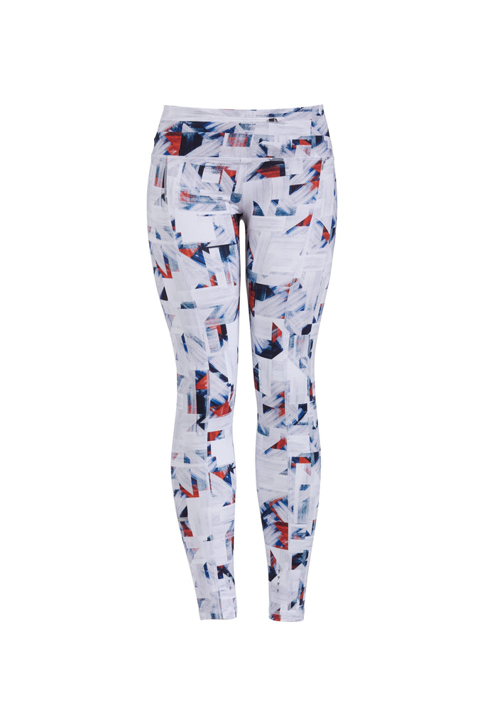 Varley Hayworth 7/8 Tight Geo Print