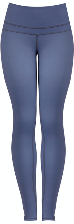 Varley Union Tight Slate Blue