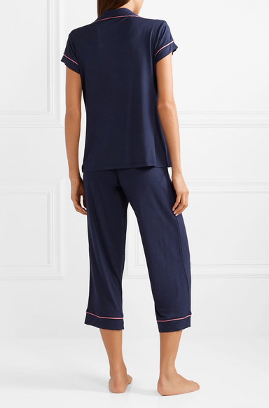 Sometimes you want to feel comfy and cuddly, but don't you ALWAYS want to feel gorgeous and irresistible? Enter Gisele, a collection of loungewear and sleepwear that provides the best of both worlds in caress-worthy fabrics and simple-yet-sexy designs.
