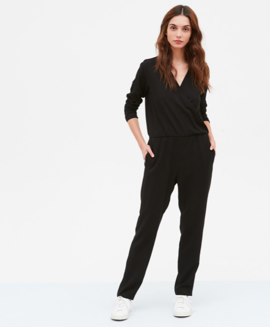Gorgeous fun jumpsuit from Hartford - great for dressing up with a little heel or dressing down with trainers!