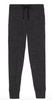 Super soft brushed jersey pant with front patch pockets, elastic waist with velvet drawstring closure, and ribbed tapered leg. 53% Polyester / 45% Rayon / 2% Spandex