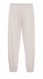 The perfect slouchy pyjama bottoms from our favourite loungewear brand Eberjey.  Crafted from silky soft lightweight material these are just what you want to snuggle in as the nights get warmer.  Sweet dreams.