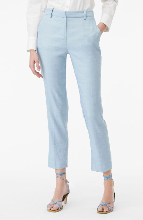 Tailored Twill Trousers