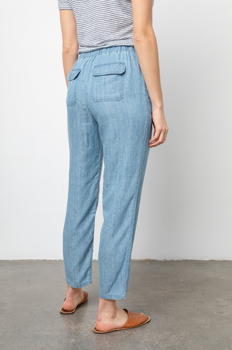 Graham Blue Trousers