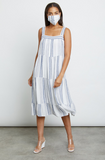 Amaya Striped Dress