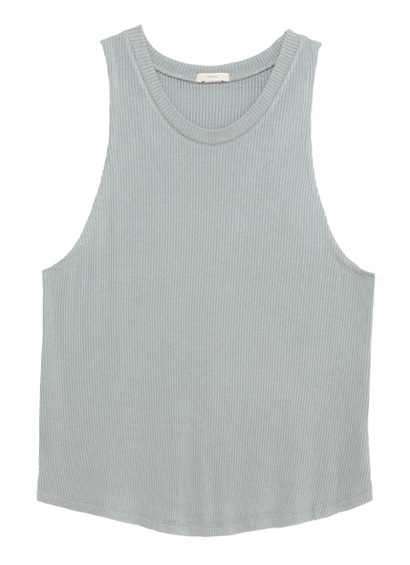 The Elon pyjamas from Eberjey are simple, clean cut and destined to become a classic.  Made in a soft, finely ribbed fabric you will reach for these over and over, whether you're catching some shut eye or just want to lounge in style. The high-necked tank top shows off a sexy shoulder and pairs perfectly with the shorts.