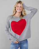 Roxy Heart Jumper