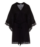 Say hello to the Colette collection from our favourite luxury sleepwear brand Eberjey.  With a flattering kimono shape and in universally flattering black this is the utmost in sophisticated simplicity.