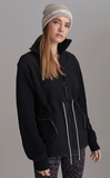 The Westwood Jacket from Varley is the perfect piece to transform any workout ensemble to street ready chic.  With a relaxed sherpa body and chunky knit sleeves and collar the jacket features a cinched drawstring waist with toggles and convenient zipped pockets for your valuables.  The perfect outerwear when it's not freezing out but you need an extra layer - often the case in the UK!