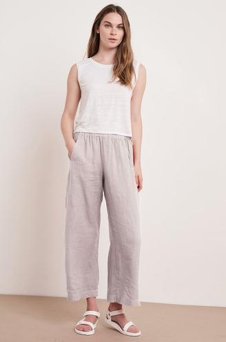 Lola Cement Trousers