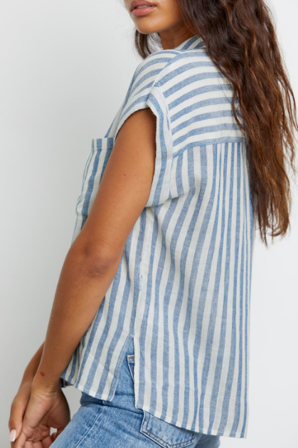 Whitney Echo Stripes Top
