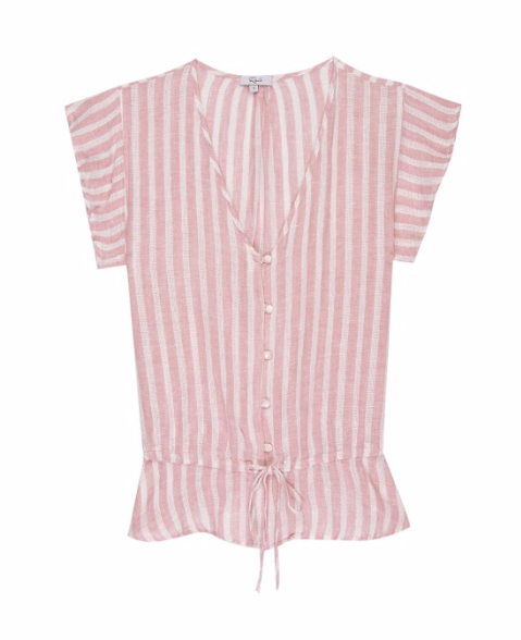 Flirty striped top from our go to summer top brand Rails.