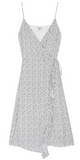 Gorgeous spaghetti strap spotty dress from Rail.