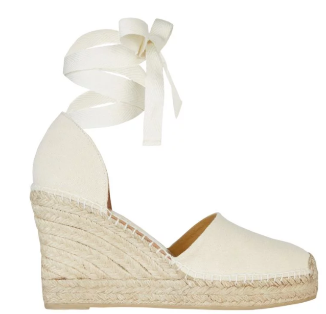 The Maya Bay Espadrilles are brand new to the heidi klein accessories collection this season. With a soft natural Cotton upper, a comfort padded insole and a durable anti slip rubber outer sole, these gorgeous Espadrille's are a must have summer essential.
