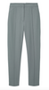 A classic high rise trouser with a front seam for detail.