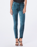 Hoxton Ankle Peg Jean - Atlantic