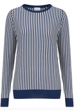 This little striped beauty from Madeleine Thompson made from the softest cashmere is a jumper you will reach for again and again.  Looks equally great with white jeans or denim.