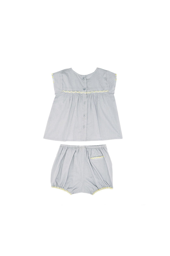 MINI PEEK Baby Shona set