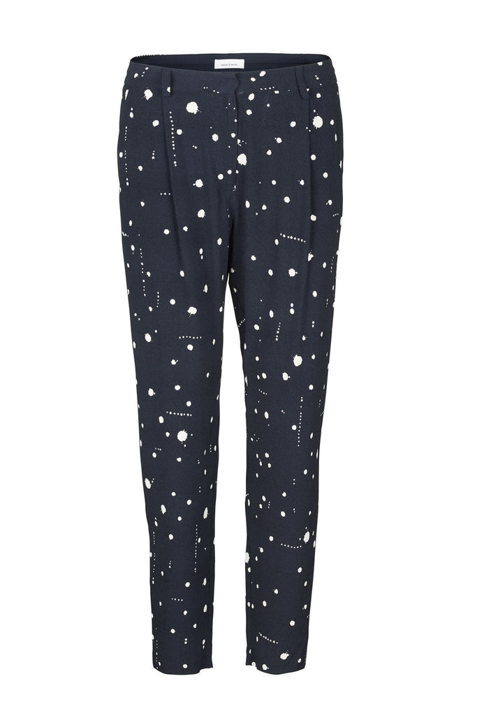 Stamford Print Trousers