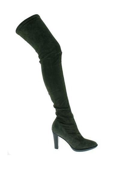 Tempo Thigh High Boots