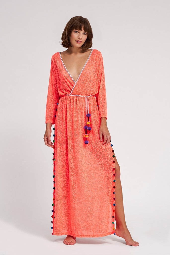 Gorgeous holiday dress - will take you from beach to bar with confidence!