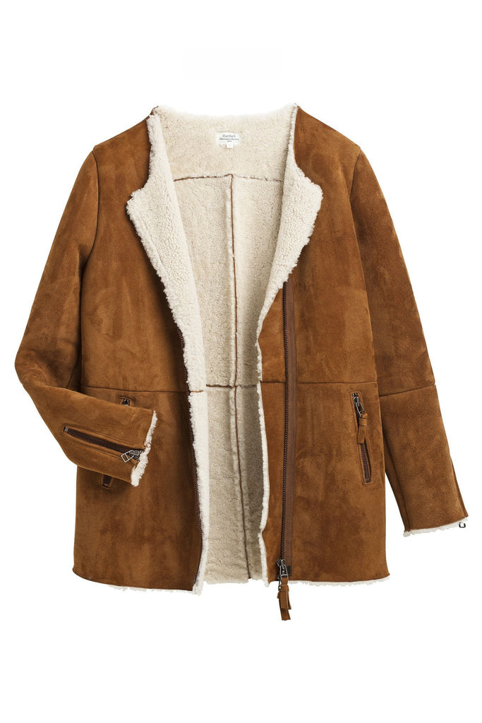 Vaimiti Shearling Jacket